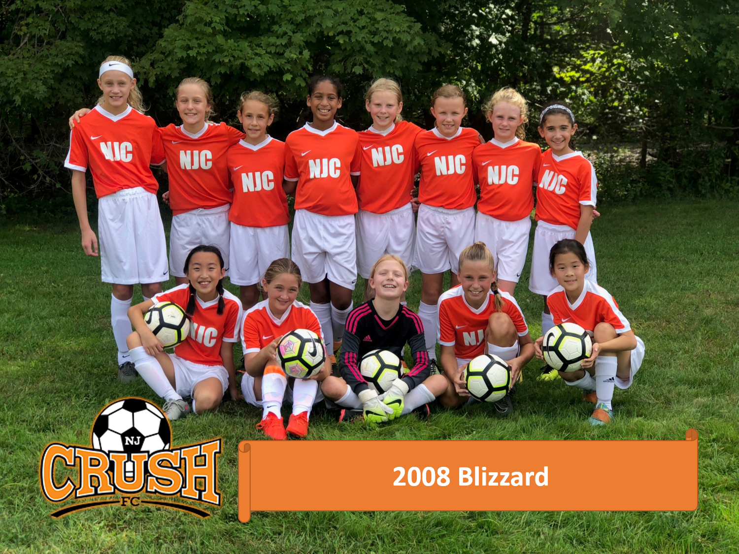 2008 Blizzard Orange EDP